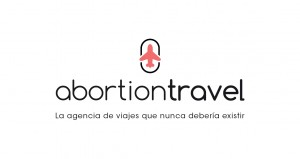 logotipo Abortion Travel