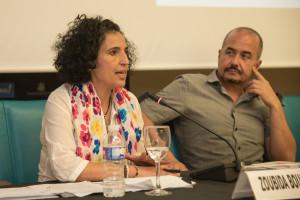 Zoubida Boughaba, activista y mediadora intercultural marroquí